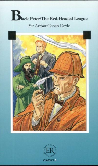 Sir Arthur Conan Doyle - Black Peter/The Red-Headed League