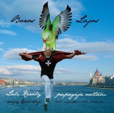 Boros Lajos - Lali király papagája voltam avagy Grün Blog