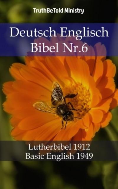 Martin Truthbetold Ministry Joern Andre Halseth - Deutsch Englisch Bibel Nr.6