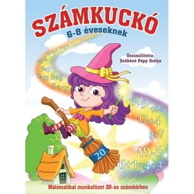 Szőkéné Papp Ibolya  (Szerk.) - Számkuckó 6-8 éveseknek