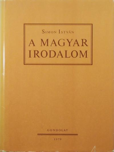 Simon István - A magyar irodalom