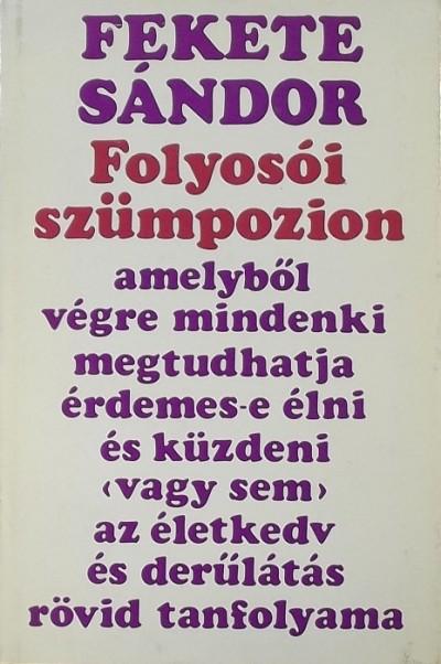 Fekete Sándor - Folyosói szümpozion