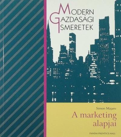 Simon Majaro - A marketing alapjai