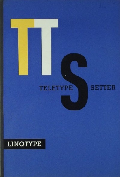 - Teletypesetter