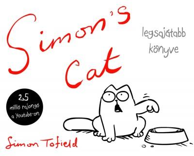 Simon Tofield - Simon's Cat legsajátabb könyve