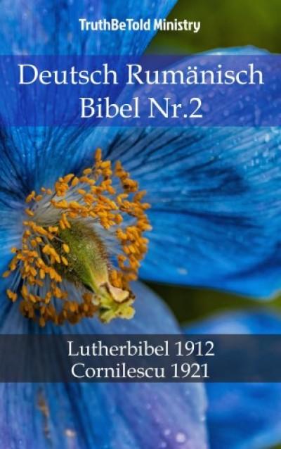 Martin Truthbetold Ministry Joern Andre Halseth - Deutsch Rumänisch Bibel Nr.2