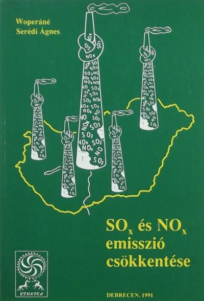Woperáné Serédi Ágnes - SOx és NOx emisszió csökkentése