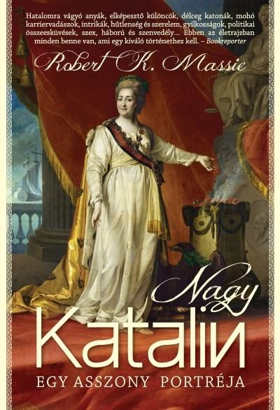 Robert K. Massie - Nagy Katalin