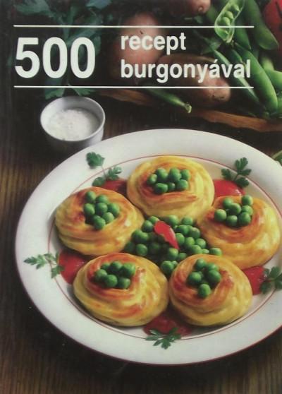 L. Bobrov - L. Tyerehina - 500 recept burgonyával