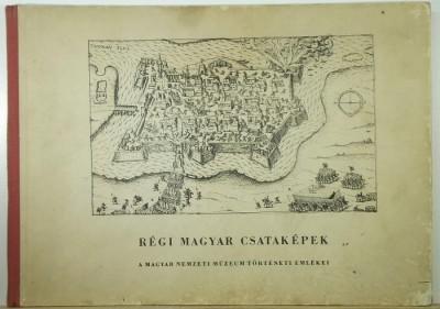 Rózsa György - Régi magyar csataképek
