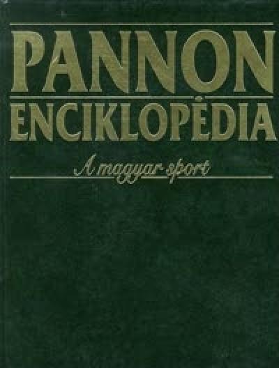 Veress István  (Szerk.) - Pannon Enciklopédia