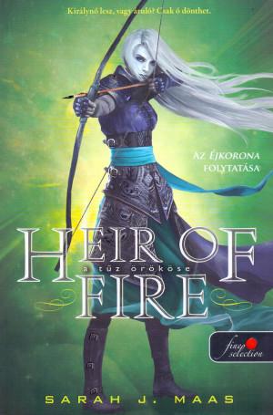 Sarah J. Maas - Heir of Fire - A t�z �r�k�se (�vegtr�n 3.) - puha k�t�s