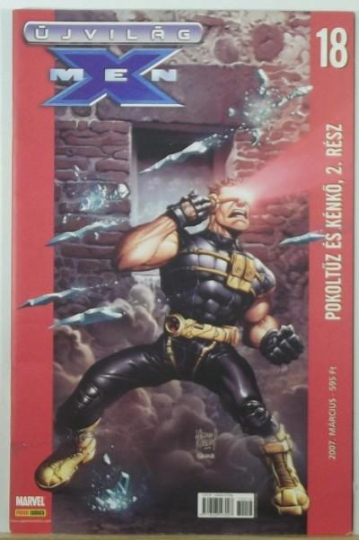 - Újvilág: X-Men 18. - Pokoltűz és kénkő, 2. rész