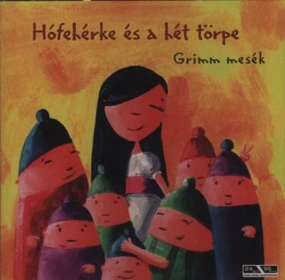 Heigl Lilla - Hófehérke és a hét törpe - CD
