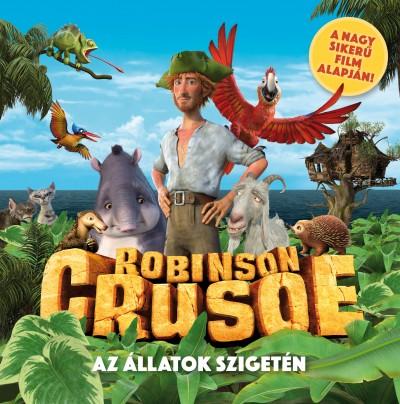 Brezinová Ivona - Kertész Edina  (Szerk.) - Robinson Crusoe az állatok szigetén