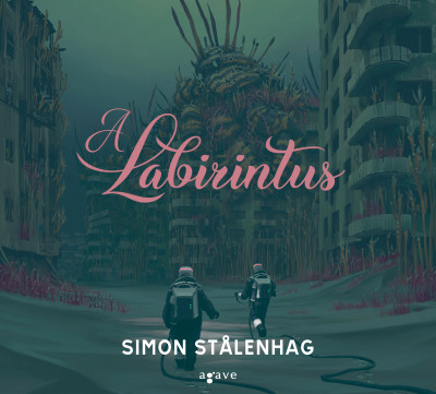 Simon Stalenhag - A Labirintus
