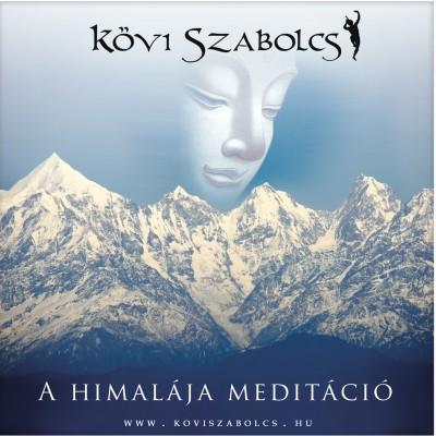 Kövi Szabolcs - A Himalája meditáció - CD