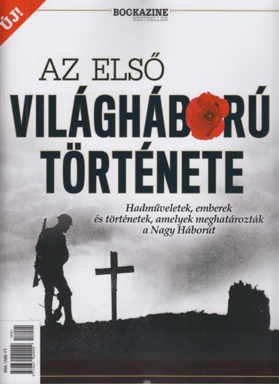 - Az első világháború története