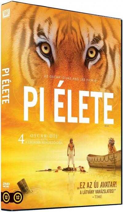 Ang Lee - Pi élete - DVD