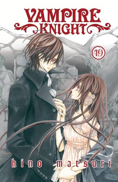 Matsuri Hino - Vampire Knight 19.