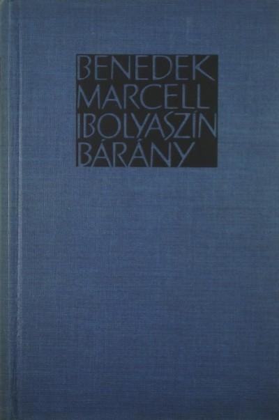 Benedek Marcell - Ibolyaszín bárány