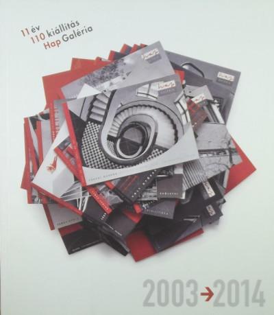 - 11 év 110 kiállítás Hap Galéria