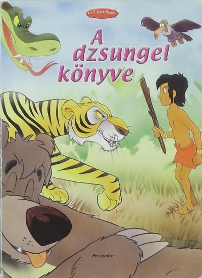 - A dzsungel könyve