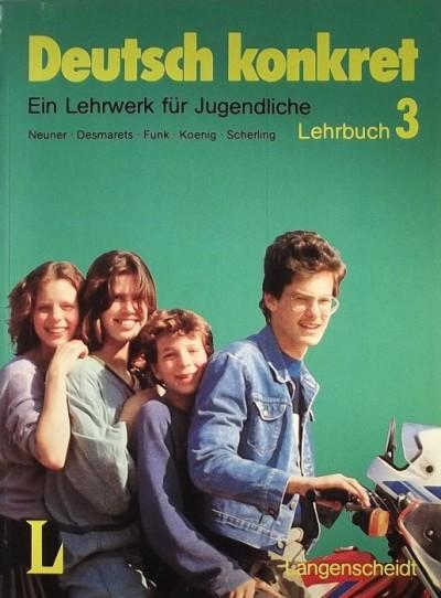 - Deutsch konkret 3. - Lehrbuch