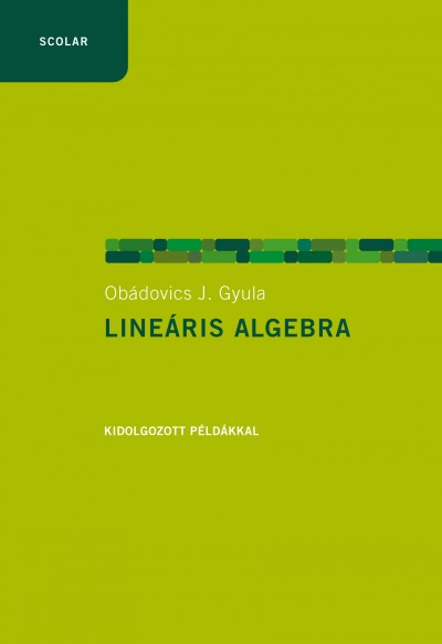 Obádovics J. Gyula - Lineáris algebra