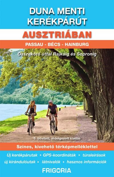 kerékpáros térkép ausztria Könyv: Duna menti kerékpárút Ausztriában kerékpáros térkép ausztria