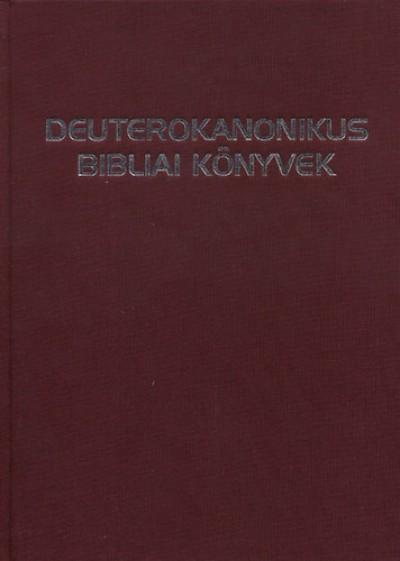 - Deuterokanonikus bibliai könyvek