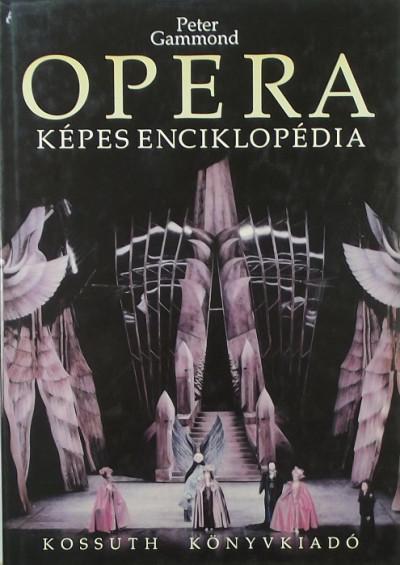 Peter Gammond - Opera