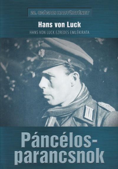Hans Von Luck - Páncélosparancsnok