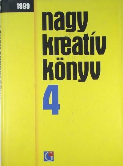 Iglódi Csaba - Nagy Kreatív Könyv 1999