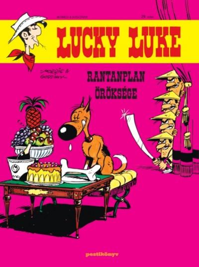 Goscinny - Lucky Luke 29. - Rantanplan öröksége