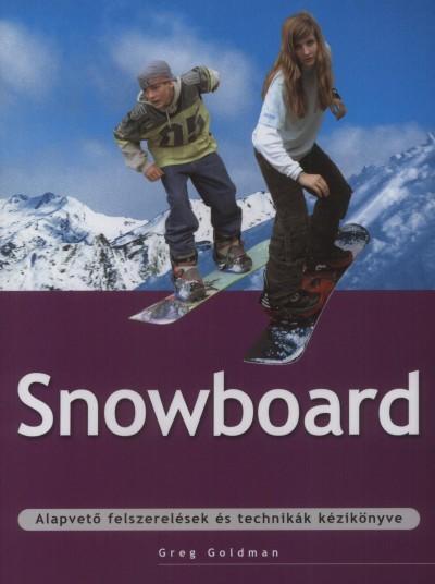 Greg Goldman - Snowboard