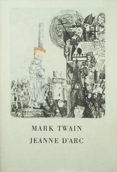 Mark Twain - Jeanne d'Arc