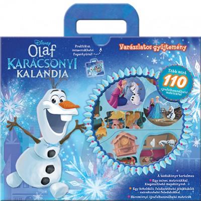 Emma Fucci - Disney - Olaf karácsonyi kalandja - táskakönyv