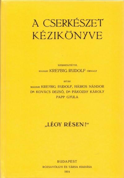 Kreybig Rudolf - A cserkészet kézikönyve