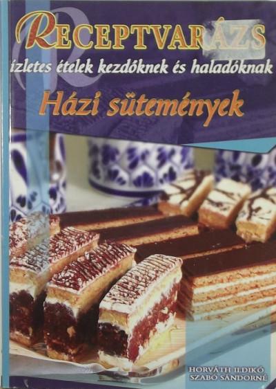 - Házi sütemények