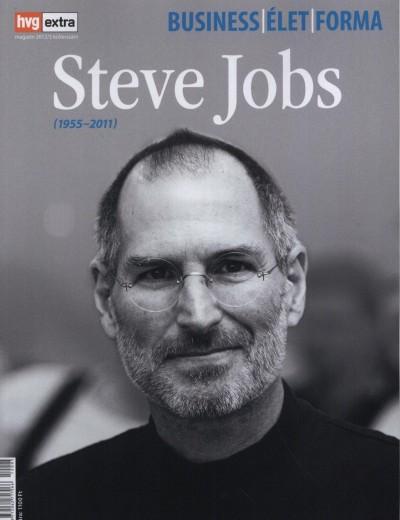 Szörnyi Krisztina  (Szerk.) - HVG Extra - Steve Jobs különkiadás