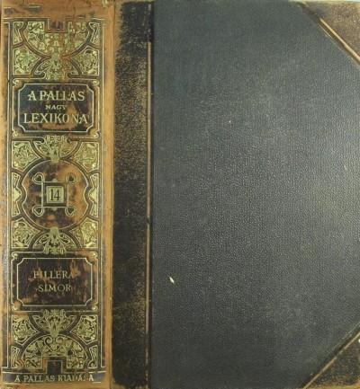 - A Pallas nagy lexikona XIV.