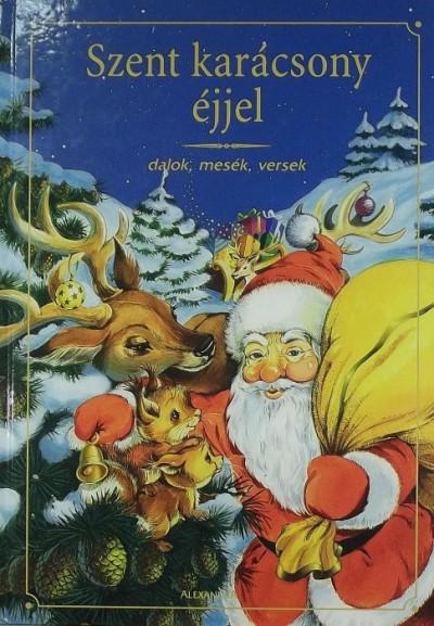 Nagy Péter  (Szerk.) - Szent karácsony éjjel
