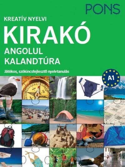 - Kirakó angolul - Kalandtúra
