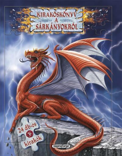 - Nagy kirakóskönyv - Kirakóskönyv a sárkányokról