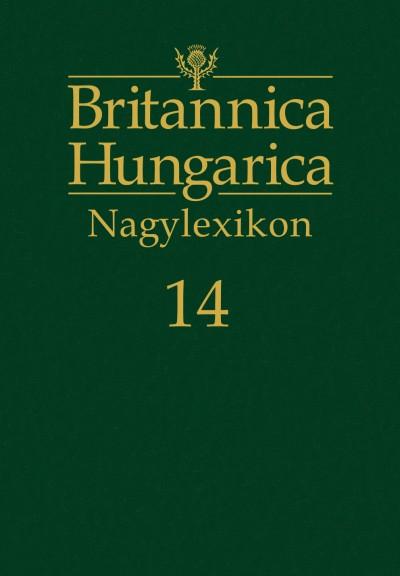 Nádori Attila  (Szerk.) - Britannica Hungarica Nagylexikon 14.