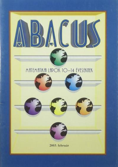 - Abacus 2003. február