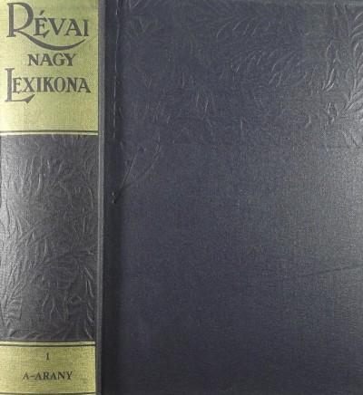 - Révai Nagy Lexikona 1-21. (reprint)