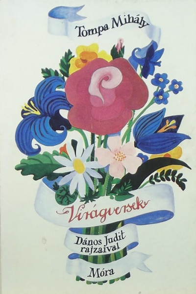 Tompa Mihály - Virágversek