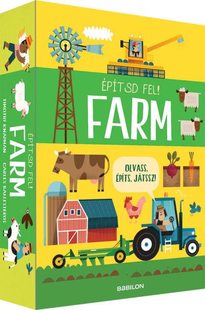 Timothy Knapman - Építsd fel! Farm